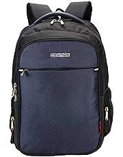 Cosmus Atomic Dx 3 Compartment Large Laptop BagBlackNa