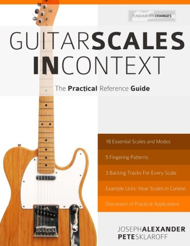 Guitar Scales in Context: The Practical Reference Guide thumbnail