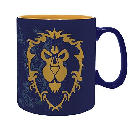 ABYstyle World of Warcraft Tasse, Mehrfarbig, ABYMUG479