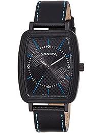 Sonata Analog Black Dial Boy's Watch - 7120PL01J