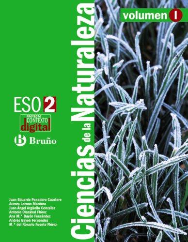 Portada del libro ContextoDigital Ciencias de la Naturaleza 2 ESO - 3 volúmenes - 9788421673140