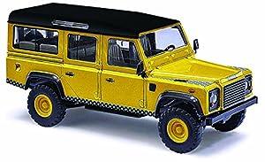 Busch 50356-Land Rover Defender Memorando, Vehículo