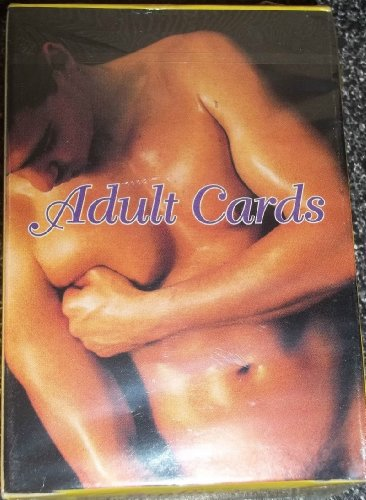 Preisvergleich Produktbild Naked Men Adult Playing Cards - 54 Nude Guys for Gals & Gay alike by PMS®