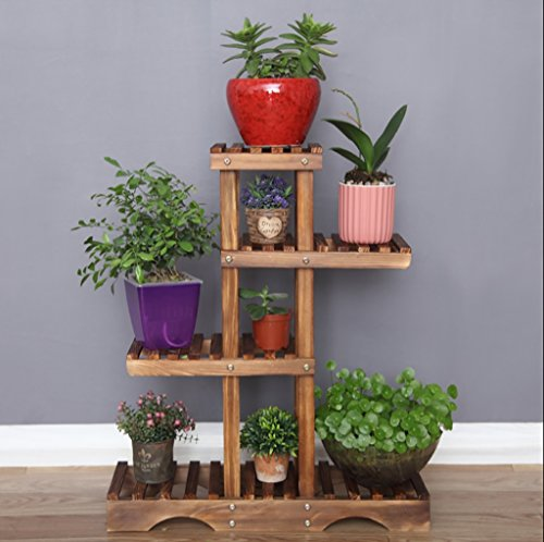 scaffali da esterno per piante