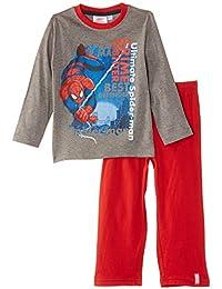 Marvel Boys' Spiderman Electro Long Sleeve Pyjama Set