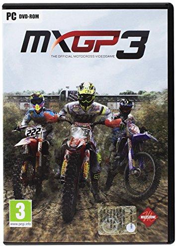 MXGP 3: The Official Motocross Videogame - P