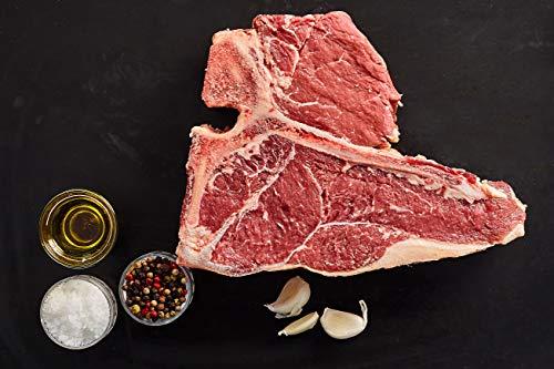 T Bone Irisches Angus Rind Weiderind Dry Aged Irish Beef €57,95 KG