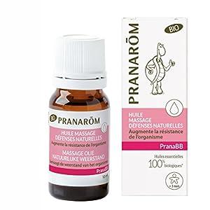 Pranabb huile de massage immunité 10 ml