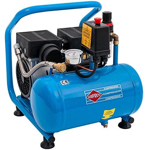 Preisvergleich Produktbild Kompressor Silent 0,6 PS 6 Liter L6-95 Typ 36743