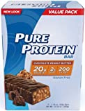 Pure Protein Pure Protein Chocolate Peanut Butter Value Pack 24 Bars by Pure Protein