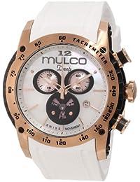 Mulco DEEP SCALE Cronografo Unisex Reloj MW1-29878-016