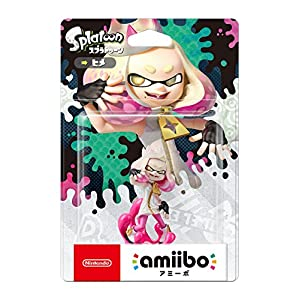Amiibo Splatoon 2 Nintendo Switch Pearl Perla (Japan Import)