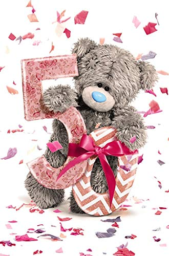 50 Me to You Carte Blanche Birthday Card