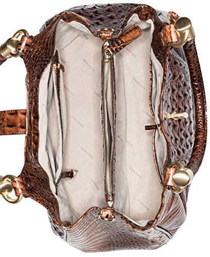 Brahmin Melbourne in qualsiasi borsa Marrone (Pecan)