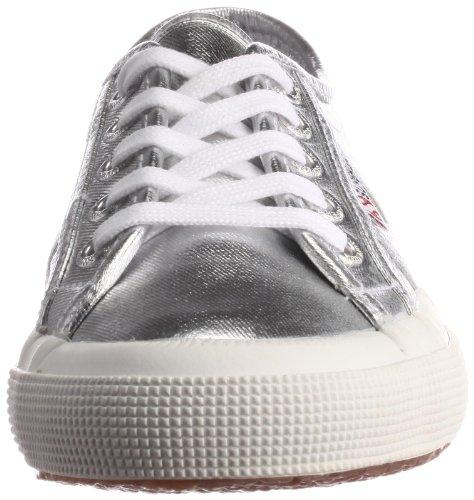 Superga Unisex-Erwachsene 2750 Cotmetu Sneakers Silber (031)