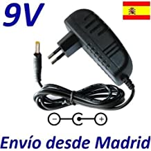 Cargador Corriente 9V Reemplazo Logic3 i-Station Base MPS024 Recambio Replacement