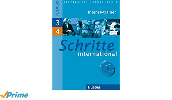 ключи к schritte international 3