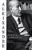 Poesía completa: Edición de Alejandro Sanz (POESIA)