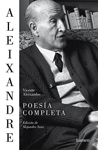Portada del libro Poesía completa: Edición de Alejandro Sanz (POESIA)