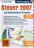 Steuer 2007 - Das Einkommensteuer-Programm