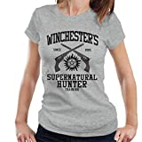 Cloud City 7 Winchesters Supernatural Hunter Training Women's T-Shirt