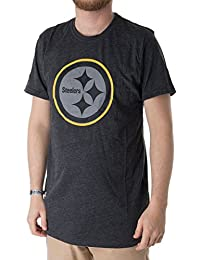 New Era NFL PITTSBURGH STEELERS Two Tone Pop T-Shirt, Größe:XXL