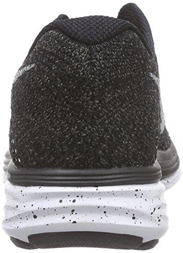 Marken Nike Flyknit Lunar 3 Herren Schuhe Schwarz Türkis