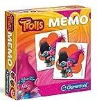 Clementoni 18004.2 Memo Game Trolls Spiel