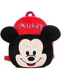edbb2baea2 ... School Bags   Mickey Mouse. Blue Tree Kid s Fabric 10 L Red Mickey  Backpack