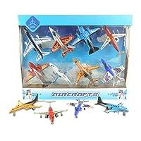 UMKYTOYS 8 Aeroplane toys Best Gift Set For Kids Toys For Boys And Girls Children