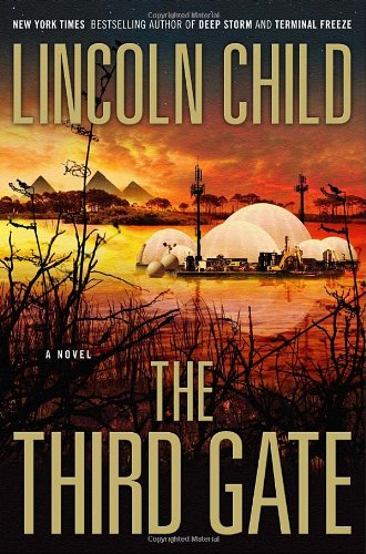 The Third Gate : A Novel (Doubleday)