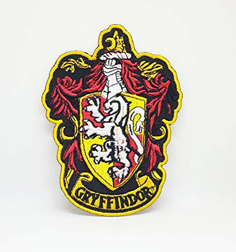 Aufnäher Harry Potter Gryffindor Wappen zum Aufbügeln