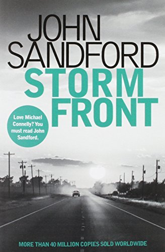 Storm Front (Virgil Flowers 7) by John Sandford (2014-09-11)