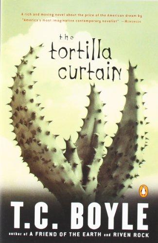 Klett The Tortilla Curtain: Originalausgabe. Englische Lektüre für die Oberstufe