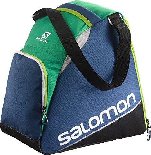 Salomon VAK Extend Tasche Schuhe und Ausrüstung, Vak Extend, Midnight Blue/Real Green/Grey
