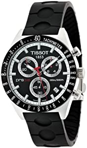 Reloj Tissot T0444172705100 de caballero de cuarzo con correa de goma negra de Tissot