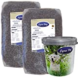 2 x 15 kg Lyra Pet Dog CHOICE Maxi Hundefutter große Hunderassen + Futtertonne