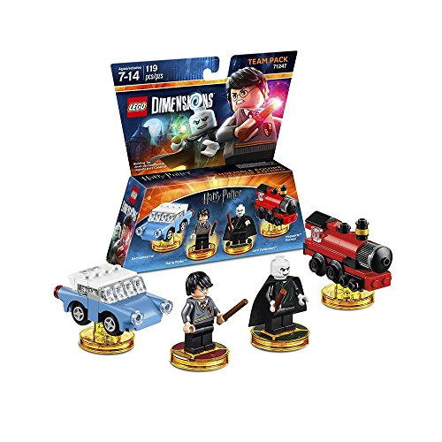 Image of LEGO Dimensions: Harry Potter Team Pack