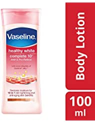 Vaseline Healthy White Complete 10 Lightening Body Lotion, 100ml