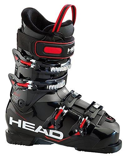 Head Next Edge 75scarponi da sci Uomo, Uomo, Next Edge 75, Black/Anthracite/Red, 27,5 cm
