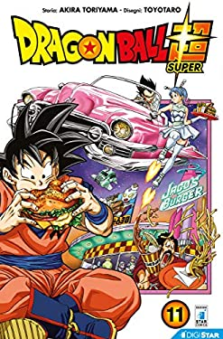 Dragon Ball Super 11: Digital Edition