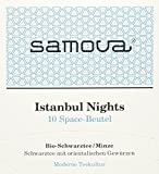 Samova Istanbul Nights Space 10er-Box, 1er Pack (1 x 20 g) - Bio