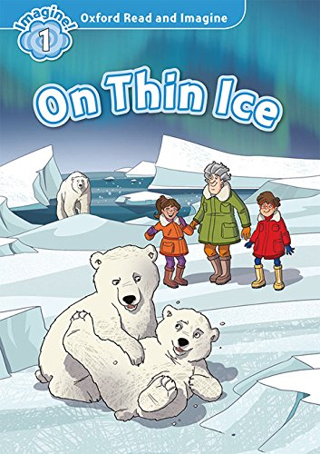 Oxford Read and Imagine 1 On Thin Ice MP3 Pack