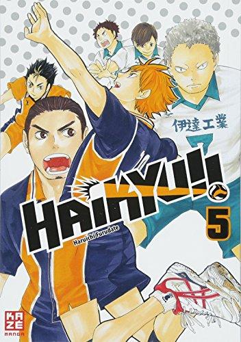 Haikyu!! 05 par Haruichi Furudate