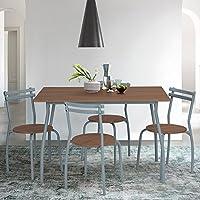 Amazon.it: tavoli e sedie da pranzo: Casa e cucina