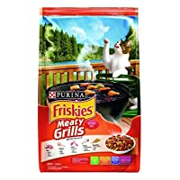 Friskies Purina Meaty Grill Cat Food 1.2kg(Pack of 1)