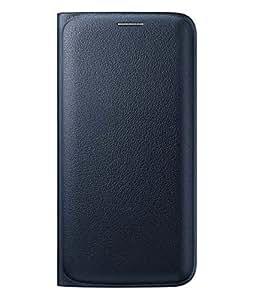 YuniKase Flip Cover for Panasonic eluga I2 (Black)