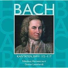 """Cantata No.117 Sei Lob und Ehr dem h�chsten Gut BWV117 : IX Chorus - """"So kommet vor sein Angesicht"""" [Choir]"""