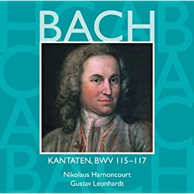 Bach, JS : Sacred Cantatas BWV Nos 115 - 117