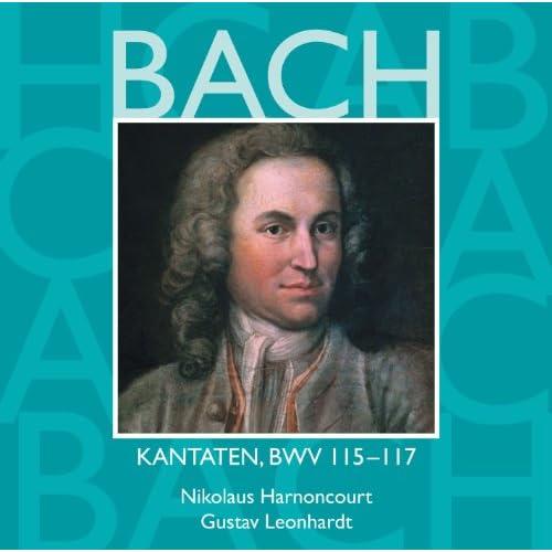 """Cantata No.117 Sei Lob und Ehr dem höchsten Gut BWV117 : V Recitative - """"Der Herr ist noch und nimmer nicht"""" [Counter-Tenor]"""